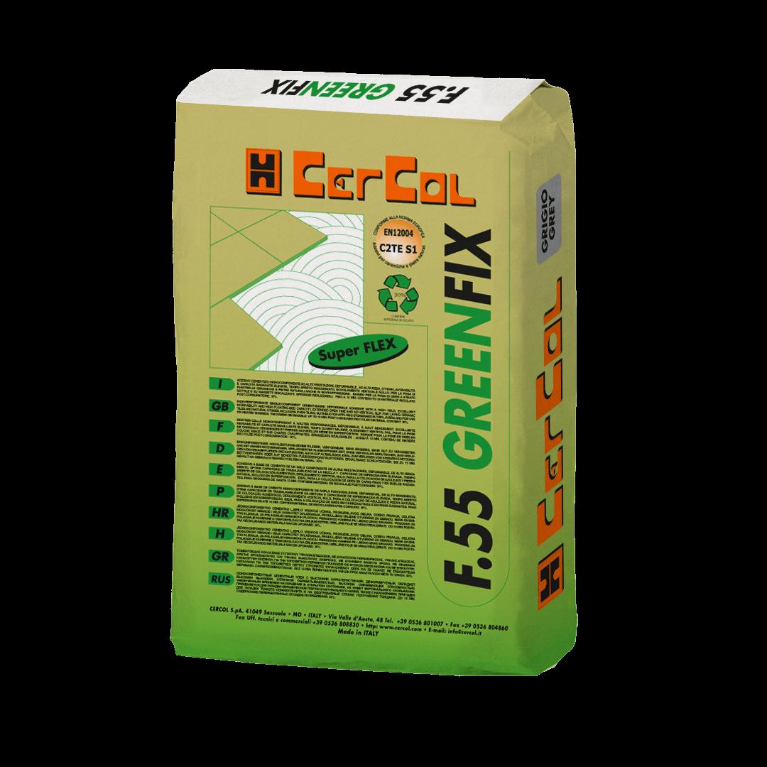 60013-F55-GreenFix-grigio