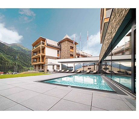 REFERENZA MOUNTAIN SPA RESIDENCES