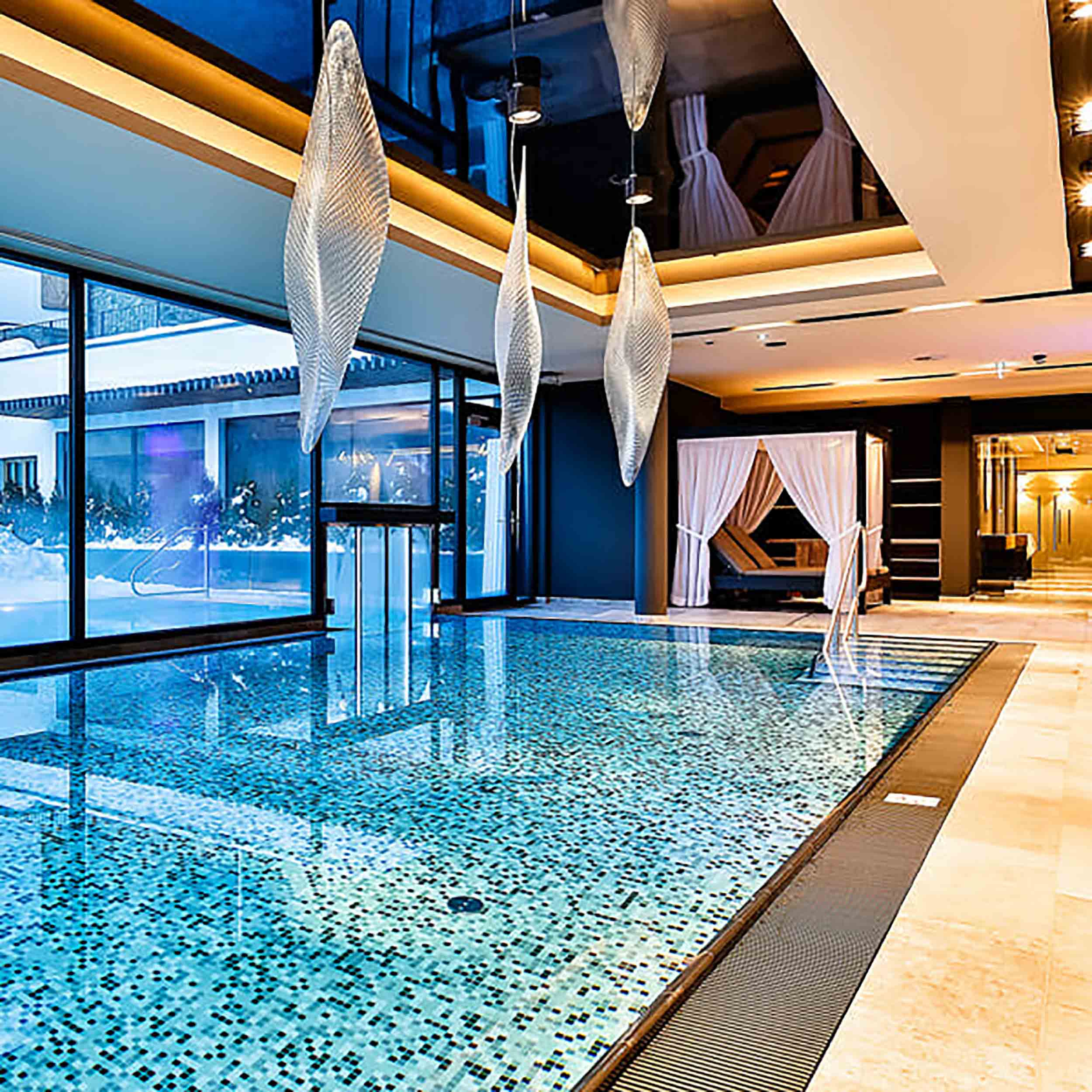 Interesting-lights-above-the-indoor-pool