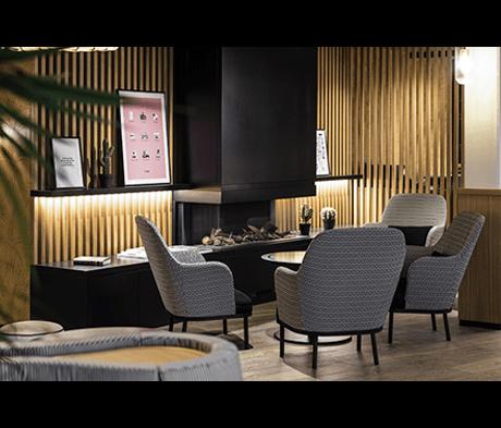 REFERENZA HOTEL MERCURE LUXEMBOURG OFF KIRCHBERGL