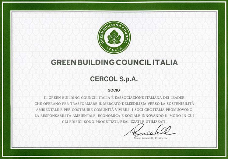 LEED GBC Certification